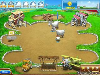 Игра Управление фермой
