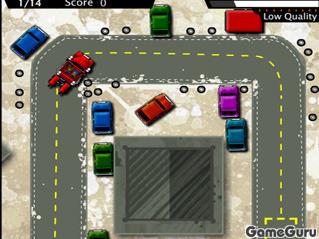 Игра Соревнование на колесах