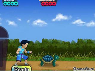 Игра Полет черепахи