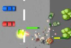 Игра Танк 2008- Заключительное нападение