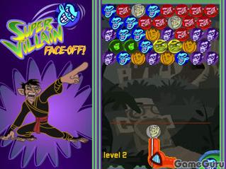 Игра Супер злодей без лица