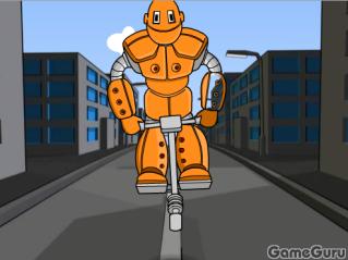 Игра Робот Пого
