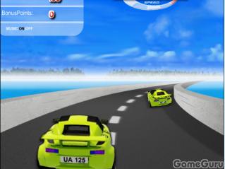 Игра Экстримальная гонка 2