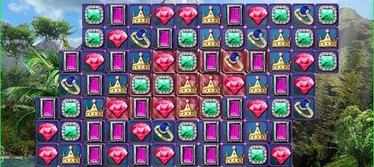 Игра Потерянные сокровища
