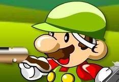 Игра Марио и Соник зомби убийцы