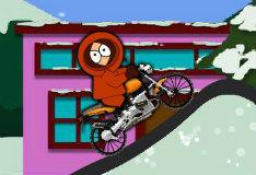 Игра Мотоцикл Кенни
