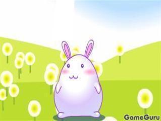 Игра Покорми кролика