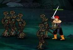 Игра Воины и лучники