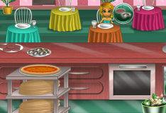 Игра Веселая пиццерия Долли