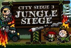 Игра Осада джунглей