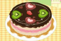 Для девочек: тортики