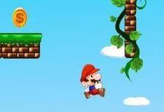 Игра Бегущий Марио