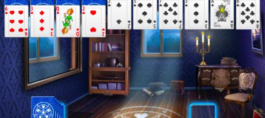 Игра Магический пасьянс