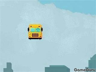 Игра Парящий автобус