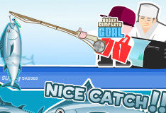 Игра Суши-рыбалка