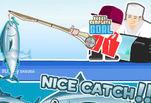 Игра Суши рыбалка