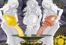 Игра Винкс: злые чары
