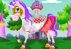 Игра Укрась пони