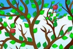 Игра Яблочное дерево