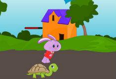 Игра Заяц против черепахи