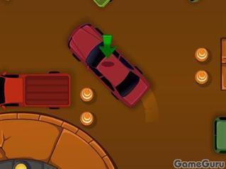 Игра Воришка-парковщик