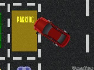 Игра Нью-Йоркская парковка