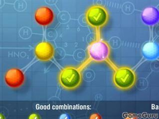 Игра Атомный пазл 2
