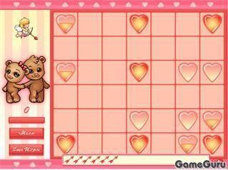 Игра Влюбленные плюшевые мишки