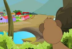 Игра Потерянная обезьянка