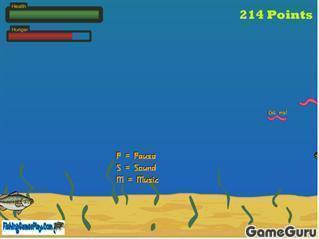 Игра Выживание в воде