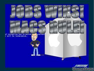 Игра Гейтс против Джобса