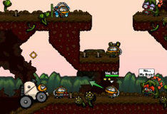 Игра Осада города 4: Пришельцы