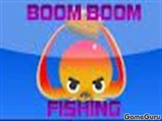 Игра Взрывная рыбалка