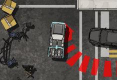 Игра Бешеный парковщик