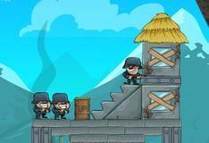 Артиллерийский залп