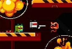 Игра Атака пришельцев-мутантов