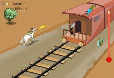 Игра Оборона поезда