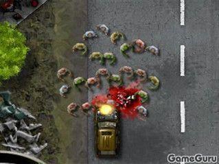 Игра Зомбимеситель 2