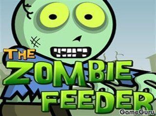 Игра Кормилец зомби