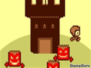 Игра Бег вокруг башни