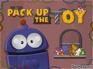 Игра Упаковщик игрушек