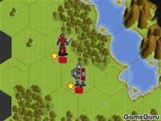 Игра Рыцари и Пушки