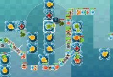 Игра Пузырчатые танки TD 2