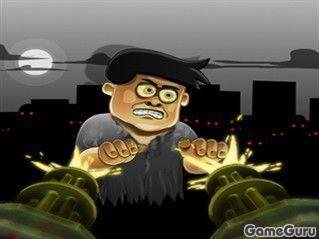 Игра Ванно-солевые зомби