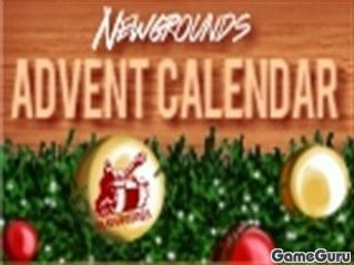 Игра Новогодний календарь 2012
