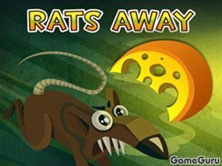 Игра Крысы прочь!