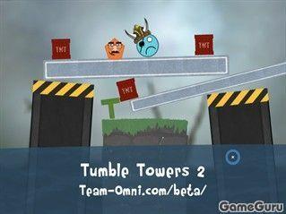 Игра Падающие башни 2