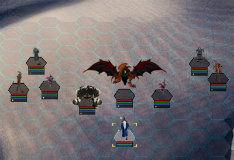 Игра Маг-защитник