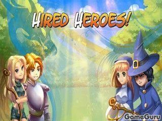 Игра Герои-наемники