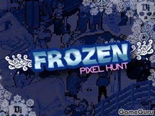 Игра Зимний пиксельхантинг